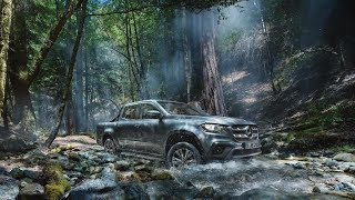 Mercedes-Benz X-Class Movie | 1080p HD | Exterior And Interior | Off Road