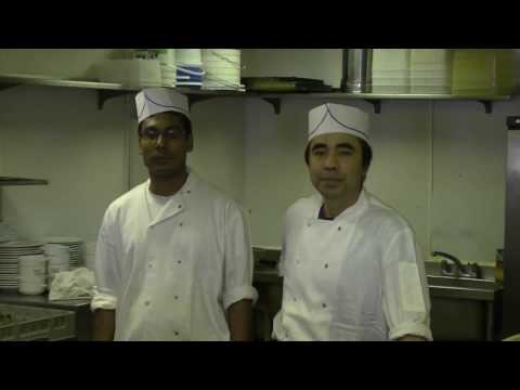 Thai chef in uk