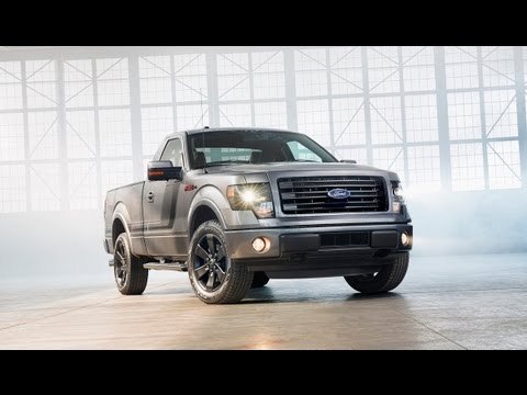 Ford F150 Tremor Ecoboost V6 Turbo Shortbed Pickup Truck 2017