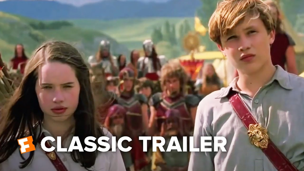 Download The Chronicles of Narnia: The Lion, the Witch and the Wardrobe Trailer   Movieclips Classic Trailers