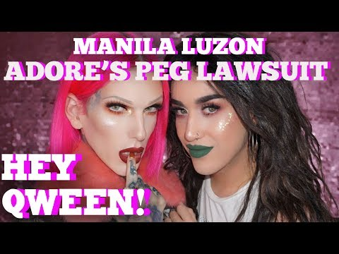 Manila Luzon on Adore Delano's PEG Lawsuit: Hey Qween HIGHLIGHT