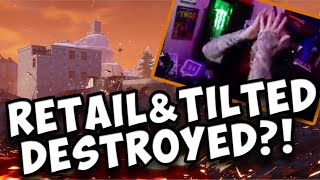 *NEW* FORTNITE INGAME EVENT RETAIL/TILTED ARE GONE? DRUM GUN IS BACK?