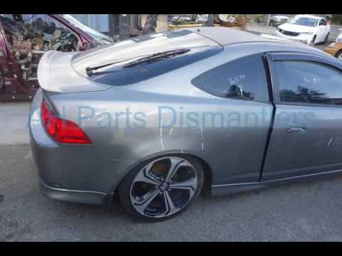 Acura RSX Replacement Parts Car Parting Out Fix Your - Acura rsx car parts