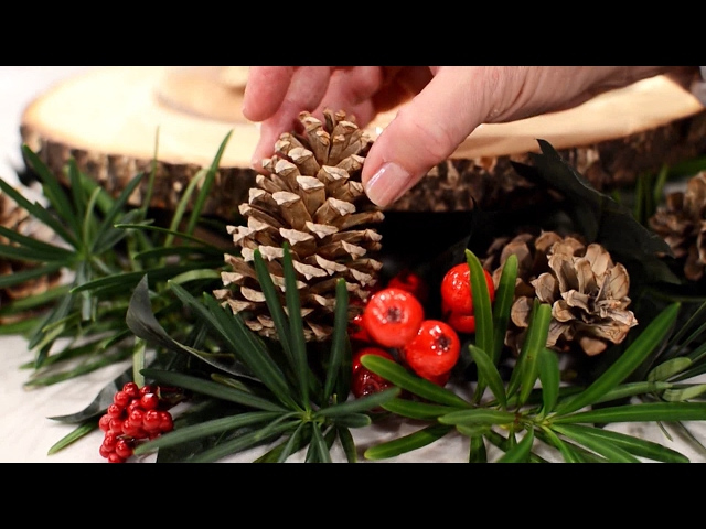 Vera's Minis- How to Bleach Pinecones