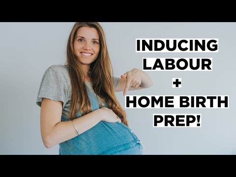 GET THIS BABY OUT! Natural Labour Induction + Home Birth Prep