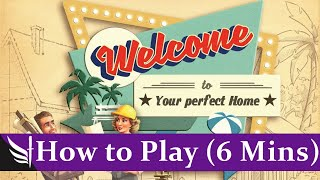 How to play Welcome To...(Basic & Advanced)