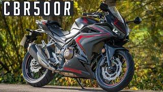 2020 Honda CBR500R | First Rid…