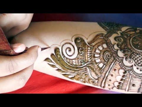 Mehndi design | exclusive indian bridal mehndi Design