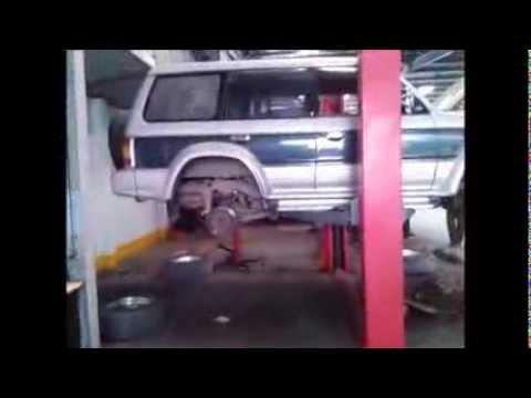 "Modern Automobile  Workshop- ""Vehicle Solution"" - Dhaka"