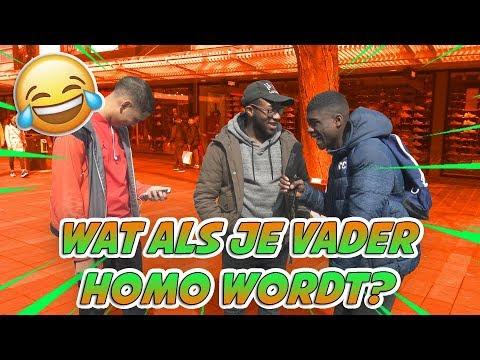 WAT ALS JE VADER OPEENS HOMO WORDT? - ROTTERDAM