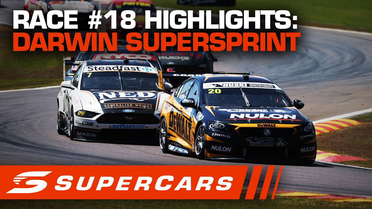 Winners and Losers from the Darwin SuperSprint
