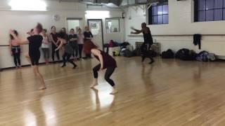 Amy Kent & Laura Ava-Scott Choreography - Birdy - Keeping Your Head Up