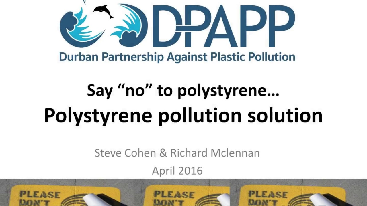 anti plastics and anti styrofoam The us department of commerce is expected to place anti-dumping duties on pet imports from five countries on april 30, according to a consultant's report.