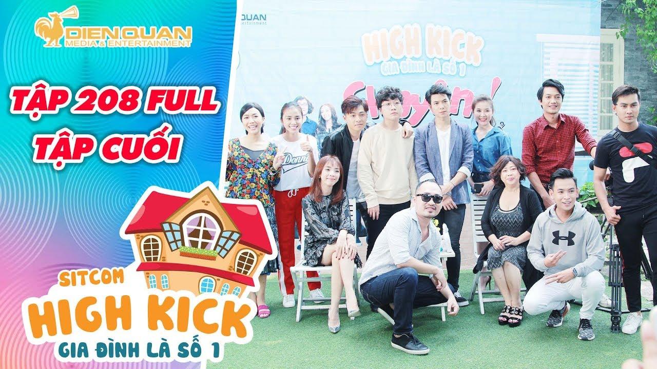 Gia đình là số 1 sitcom|tập 208 full:Lời tạm biệt và cảm ơn của cả ekip đoàn phim dành cho khán giả