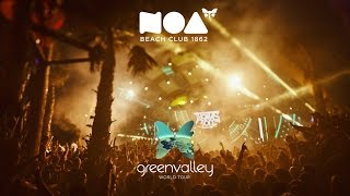 NOA BEACH CLUB - Green Valley World Tour 2014 | AFTERMOVIE