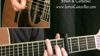 How To Play Simon & Garfunkel Fakin