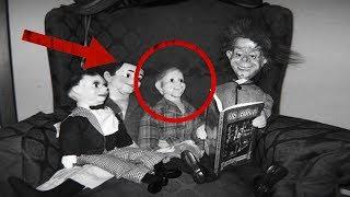5 ОЖИВШИХ ДЕТСКИХ ИГРУШЕК СНЯТЫХ НА КАМЕРУ | Одержимые Куклы - Монстры
