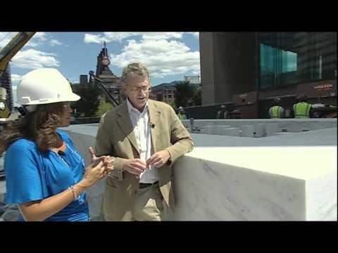 Remembering 9/11 Ten Years Later: Yolanda Vazquez at 9/11 Memorial of Maryland
