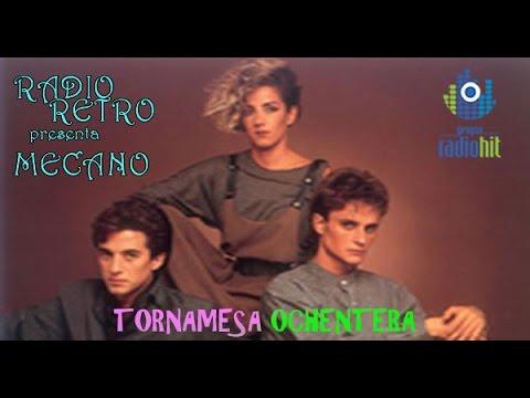 Exitos Ochenteros de MECANO (Mix Tornamesa Ochentera de Radio Retro)