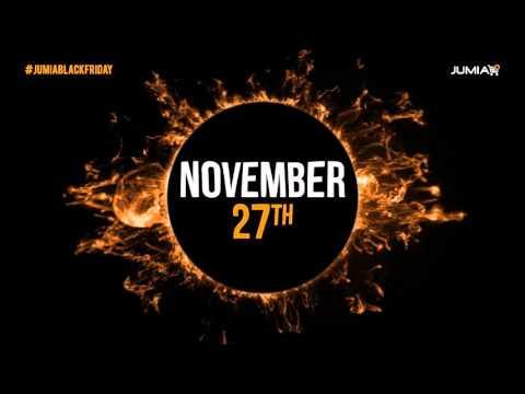 Jumia Black Friday Sale - November 27th 2015