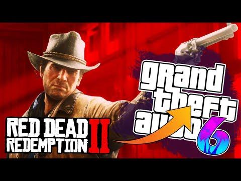 GTA 6: O QUE A ROCKSTAR APRENDEU COM RED DEAD REDEMPTION 2? - Parte 1 thumbnail