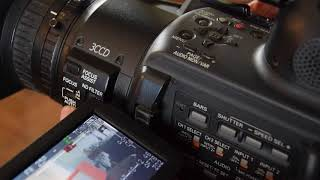 Panasonic DVCPRO HD P2