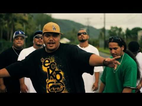 Represent Samoa - Official Music Video 2011
