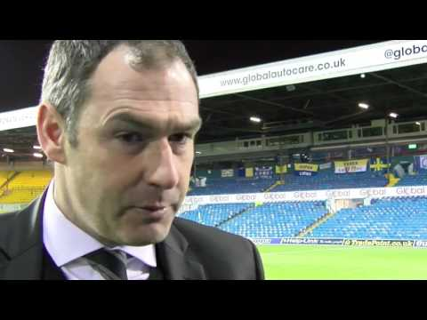 INTERVIEW | Paul Clement Post Leeds United (A)