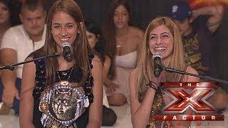 ישראל X Factor - האחיות כרקוקלי - Cry Me A River