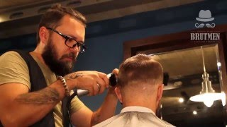 Barbershop Brutmen Запорожье(http://brutmen.com/zaporozhe/ - Ждем тебя на брутальной территории настоящих мужчин!, 2016-01-11T13:31:15.000Z)