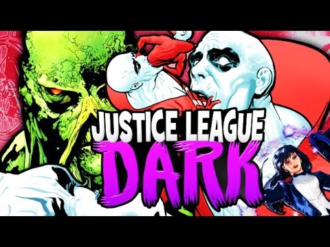 Justice League Dark Movie CONFIRMED + DC Extended Universe Connections Explained