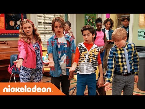 Siblings: Expectations vs. Reality w Lizzy Greene, Aidan Gallagher & the Rest of NRDD  Nick