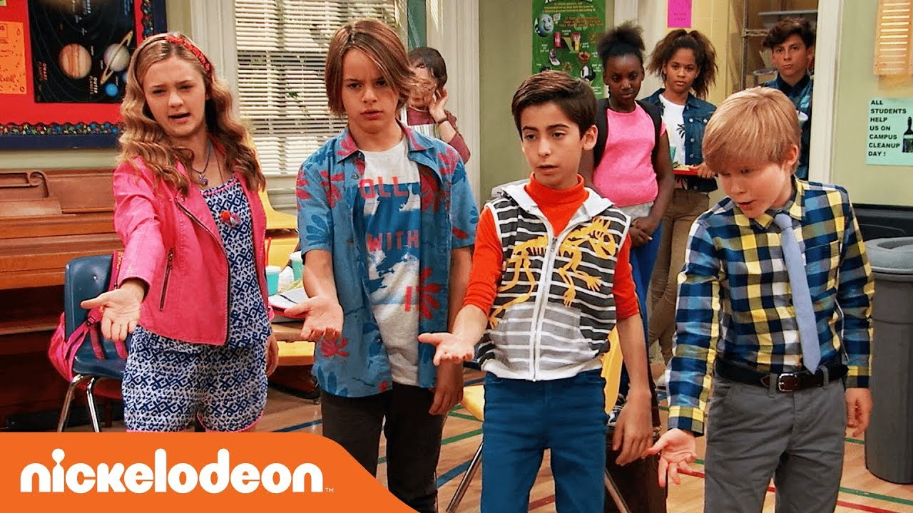 Download Siblings: Expectations vs. Reality w/ Lizzy Greene, Aidan Gallagher & the Rest of NRDD | Nick