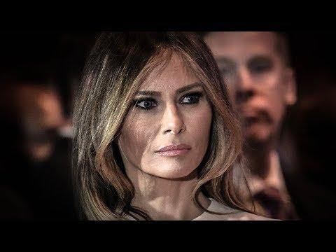 "Melania Trump Feels Like A ""Prisoner"" At White House"