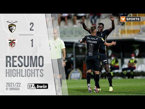Portimonense Santa Clara Goals And Highlights