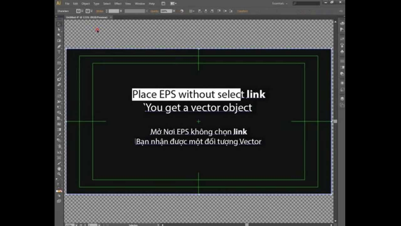 Importing eps files into illustrator youtube importing eps files into illustrator ccuart Image collections