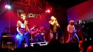 No Picky - Carol lobotomy, Surfer Zombie y Aullidos - Sala Vivero, Málaga 12/11/11