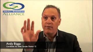 Andy Biggs for 2014 State Senate LD12 - Question 6