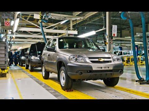 На АвтоВАЗе рассказали про сборку Chevrolet Niva