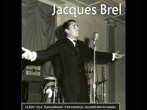 Jacques Brel Regarde Bien Petit
