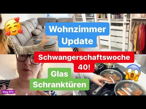 ssw-40-l-wohnzimmer-update-l-ikea-schranktüren-einbauen-l-tv-board-l-kochen-l-vlog-973