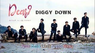 「歌ってみた」Hey! Say! JUMP - Diggy Down (Cover by Dear9)