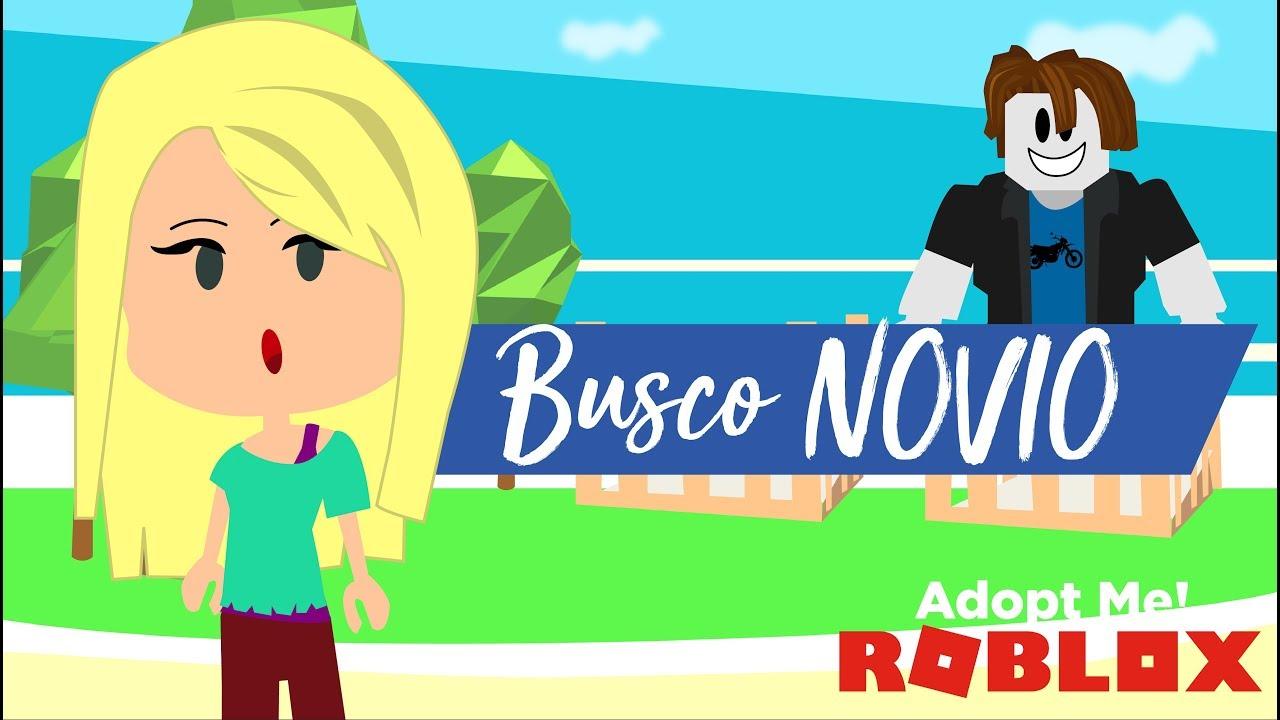 Roblox Animación Busco Novio En Adopt Me Parodia Youtube