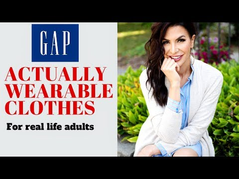 Gap Fall 2019 | What's New Online And In Store