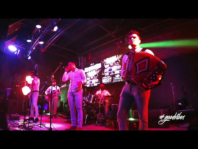 La Buena Vibra - No Somos de Acero (Live at Tequilas Night Club)