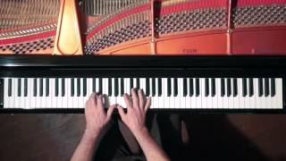 Bach Sinfonia No.7 - P. Barton, FEURICH Harmonic Pedal piano