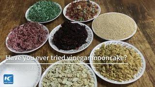 Vinegar mooncake?