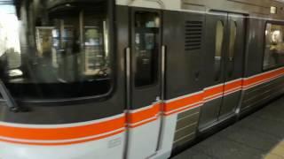 373系急行トレインフェスタ号 草薙駅発車シーン