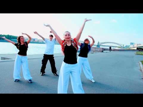 Русь танцевальная обучающее видео - общий танец