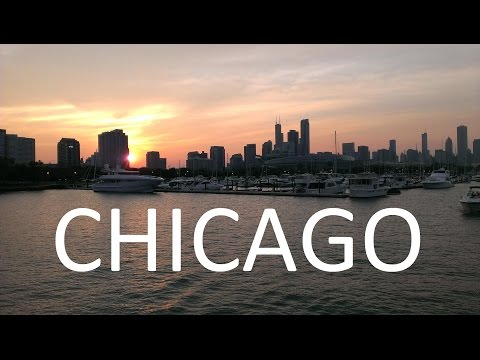 CHICAGO - Travel-Guide, Sightseeing